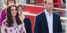 Ziehen Prinz William und Kate bald nach Schottland?