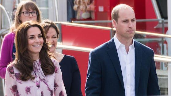 Ziehen Herzogin Kate und Prinz William bald nach Schottland?