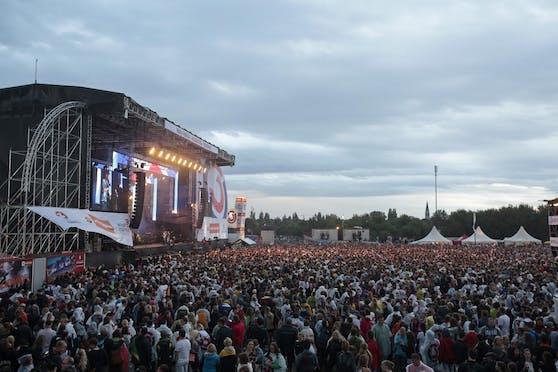 So wird das Donauinselfest 2020 garantiert nicht aussehen.