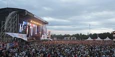 So wird das Wiener Donauinselfest 2021
