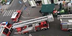 Gasleitung angebohrt: Haus in Hernals evakuiert