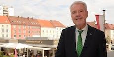 Wr. Neustadts Stadtchef hält Abrieglung für undenkbar