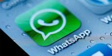Achtung! Fremde können deine WhatsApp-Nachrichten lesen