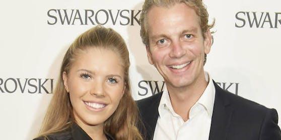 Seit 2019 sind Victoria Swarovski und der Immobilieninvestor Werner Mürz jun. verheiratet