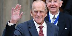 So sah Prinz Philip vor 70 Jahren aus