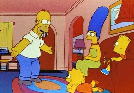 """Das ist die beliebteste Cartoon-Familie der Welt: """"Die Simpsons"""". Die Serie gibts bereits seit 1989 – und bisher ist kein Ende in Sicht."""