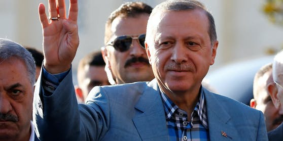 Erdogan erlitt Schwächeanfall in Istanbul