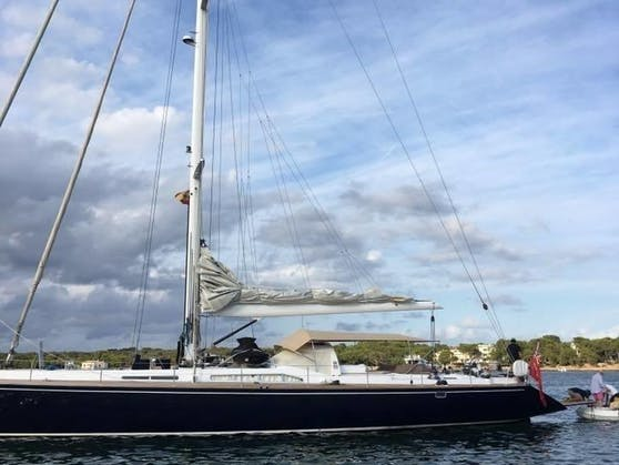 Nicht schlecht: Die Yacht, mit der Lugner die Damen ausführt