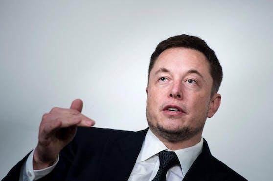 Tesla-Chef Elon Musk ist sauer auf Amazon.