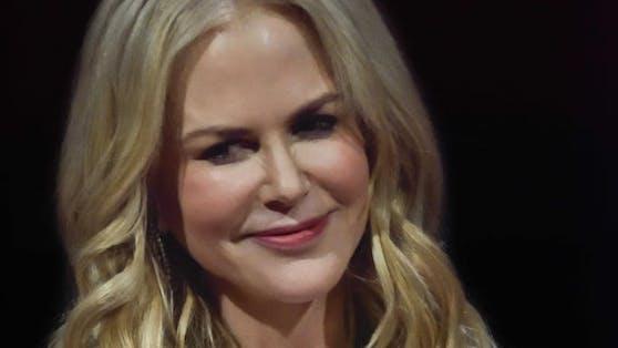 """Nicole Kidman hat """"unglücklicherweise Botox ausprobiert""""."""