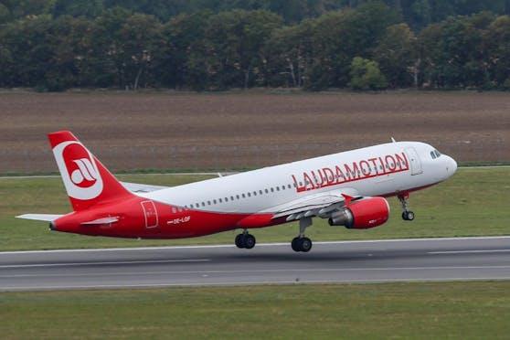 Die Billig-Airline Laudamotion sieht sich mit schweren Vorwürfen konfrontiert.