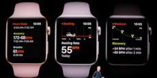 Test zeigt: Smartwatches besser als Fitnesstracker