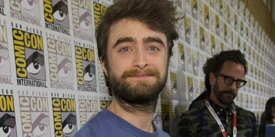 Harry-Potter-Star Daniel Radcliffe erinnert sich noch gut...