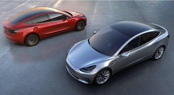 Eine Tesla-Aktie kostet über 2.000 Dollar.