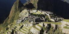 Peru öffnet Machu Picchu für einen einzigen Touristen