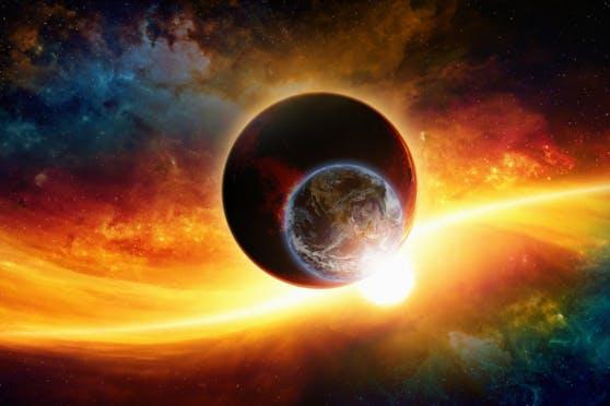Die Apokalypse soll in der kommenden Woche passieren.