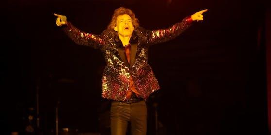 Die Rolling Stones rockten Spielberg.
