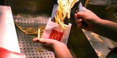 Corona in McDonald's-Filiale: Was Kunden tun müssen