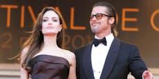 Jolie und Pitt schließen Weihnachtsfrieden