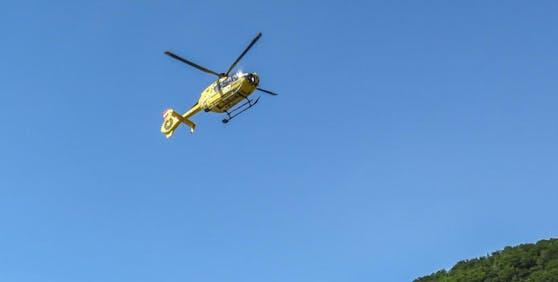 Das Kind wurde ins LKH Graz geflogen, doch es kam jede Hilfe zu spät.