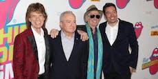 Rolling Stones drohen Trump mit Klage