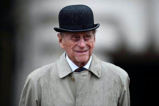 Prinz Philip steht kurz vor seinem 100. Geburtstag.
