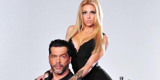 """Model und """"Bachelorette""""-Macho Aurelio Savina mit Freundin Lisa Freidinger im """"Sommerhaus der Stars"""""""