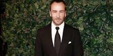 Modedesigner Tom Ford trauert um seinen Ehemann