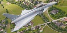 Eurofighter bleiben,Ende für Saab-105 noch heuer fix