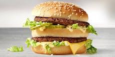 McDonald's stellt ab 2021 sein Burger-Sortiment um