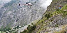 Nackter Pensionist stürzt 70 Meter tief – und überlebt