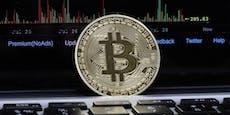 Bitcoin gewinnt über 1.000 Dollar in 24 Stunden