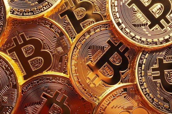 Bitcoins sind derzeit stark nachgefragt.