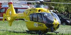 Heimwerker stürzt von Dach, stirbt im Spital