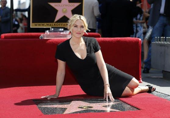 """Kate Winslet besitzt ihren eigenen Stern am """"Walk of Fame"""" und könnte sogar einen Eintrag im Guiness Buch der Rekorde für sich verbuchen."""