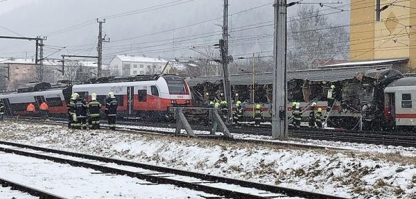 Zugunglück Salzburg Heute