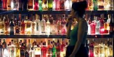 Gibt's bald Schockbilder auf alkoholischen Getränken?