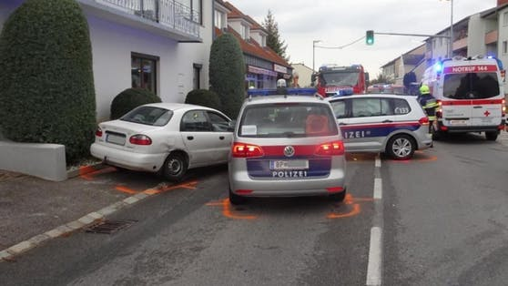 Am Dienstag kam es bei Graz zu einer wilden Verfolgungsjagd.