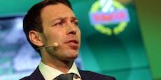 "Rapids Peschek wettert gegen die ""Money League"""