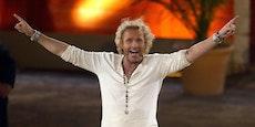 TV-Legende Gottschalk feierte live seinen 70er