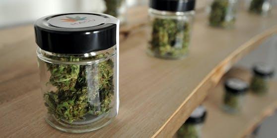 Bereits seit Längerem legal erhältlich: CBD-Produkte mit THC-Gehalt von unter 0,3 Prozent.