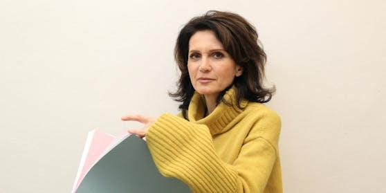 Star-Verteidigerin Astrid Wagner