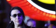 Polizei leitet Ermittlungen gegen Marilyn Manson ein