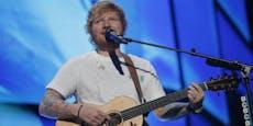 Ed Sheeran ist plötzlich Papa geworden