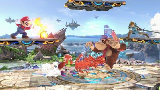 """""""Super Smash Bros. Ultimate"""" bekommt einen neuen Kämpfer."""