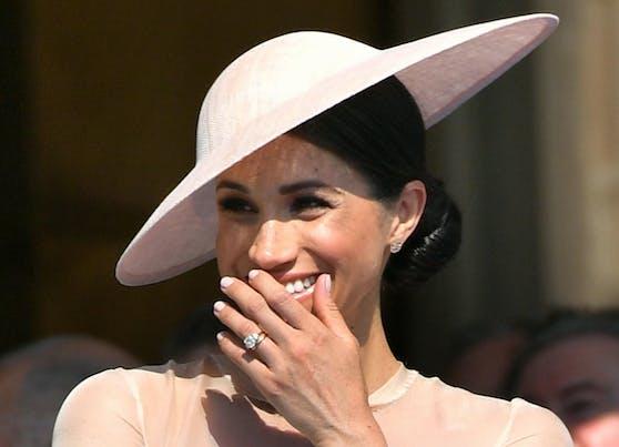 Meghan Markle setzte bei ihrer Hochzeit mit Prinz Harry auf Star-Visagist Daniel Martin.