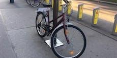 So lange brauchen Fahrrad-Diebe