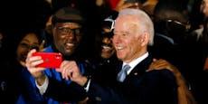 Afroamerikaner fordern schwarze US-Vize-Präsidentin
