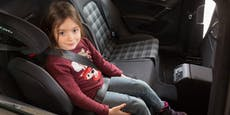 Jeder vierte Kindersitz ist unsicher