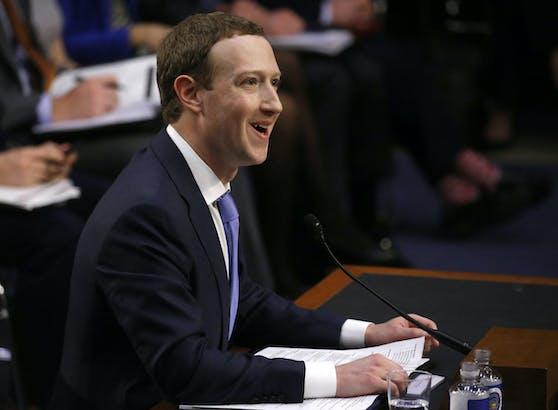 Mark Zuckerberg, CEO von Facebook, will gegen Missinformationen und Fake News auf seiner Plattform vorgehen.
